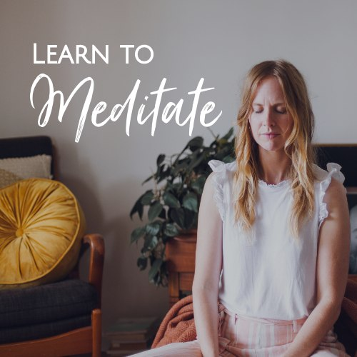 Learn to meditate - 500px