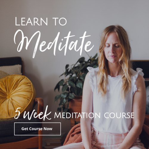 Learn to meditate - tile 500px